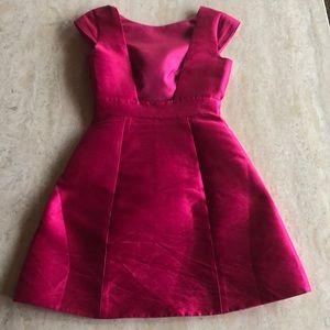Kate Spade Skater Fit & Flare Pink Cocktail Dress
